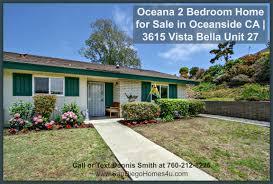 oceana 2 bedroom home for sale in oceanside ca san diego county