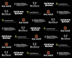 step and repeat backdrop step and repeat miami banners signs