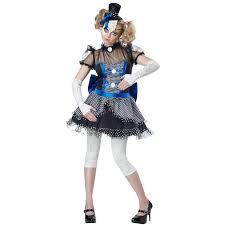 womens blue broken doll costume buycostumes com