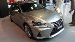 lexus is test youtube 2017 lexus is 300h exterior and interior zürich car show 2016