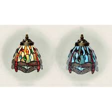 how to tea stain glass l shades stained glass pendant light minipendant light with multicolor glass