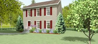 north hampton two story modular floor plan apex homes