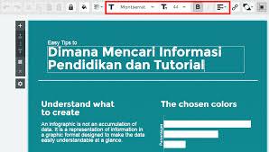 cara membuat infografis dengan powerpoint cara mudah membuat infografis sangpengajar com