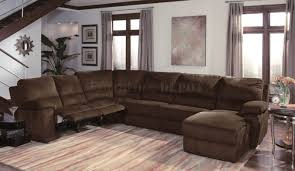 sofa elegant sofa with built in cup holders enrapture sectional