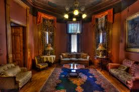 living room in mansion butte the copper king mansion u2014 empty mansions the no 1