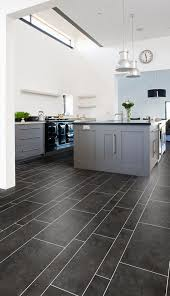 slate effect kitchen flooring from the cavalio conceptline