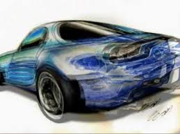 car drawings chip foose inspiration part 2 youtube