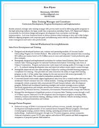Trainer Resume Example by Soft Skills Trainer Resume Free Resume Example And Writing Download
