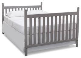 Bertini Pembrooke 4 In 1 Convertible Crib by Delta Crib Grey Baby Crib Design Inspiration