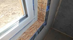 rochester passive house ready for drywall