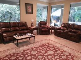Flexsteel Leather Sofas by A Magnolia Tx Family Fell In Love With This Flexsteel Dandridge