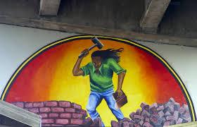 Chicano Park Murals Restoration by Undocumented Worker La Prensa San Diego