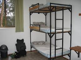3 Tier Bunk Bed Amazing Of 3 Tier Bunk Bed The 3 Tier Bunk Beds In Port Arthur