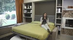 Milano Smart Living Presents WALL BED COLLECTION  YouTube - Milano bedroom furniture