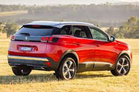 is peugeot 3008 a good car peugeot 3008 2017 review carsguide