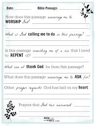 is bible reading just a check on your to do list path through the