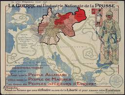 Unification Of Germany Map by 510