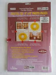 4x6 Photo Album Refill Pages Amazon Com Pioneer Refill Pages For The Digital Cd Photo Album