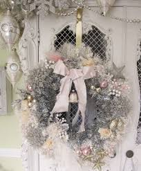 gabrielle messina just a not too vintage wreath for christmas
