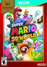super mario thanksgiving nintendo selects super mario 3d world wiiu walmart canada