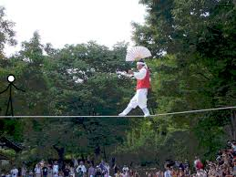 tightrope gifs search create discover and share awesome gifs on