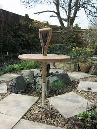 Creative Backyard Garden Fork Table By Natalie Sampson 6 Creative Backyard Ideas