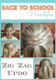 hairstyles for back to school for long hair easy school hairstyles long hair archives best haircut style