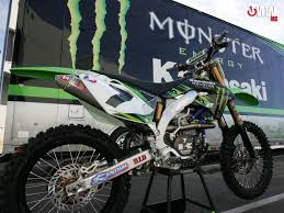 kawasaki motocross bike 1440 x 900 2007 monster energy kawasaki racing team motocross