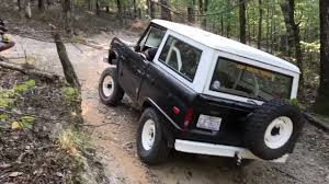 bronco jeep 2017 ocbr 2017 early bronco off road youtube