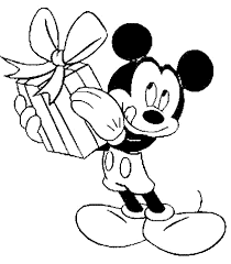 coloring mickey mouse coloring images