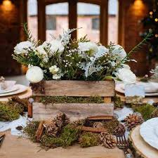 Christmas Wedding Centerpieces Ideas by 30 Winter Wedding Centerpiece Ideas U2013 Hi Miss Puff
