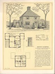 small retro house plans 243 best floorplans images on pinterest vintage homes vintage
