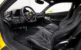 Ferrari 458 Matte Black - 2011 ferrari 458 italia in nero black blackred interior 2011