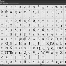 How To Create A Spreadsheet In Word Eight Tips For Combining Typefaces Create