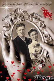 57 ans de mariage anniversaire de mariage 57 ans image 126179897 blingee