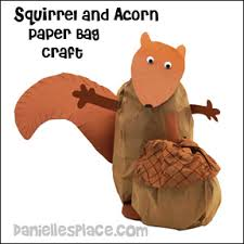 acorn and oak tree crafts and learning activities