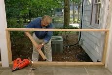 How To Close In A Covered Patio How To Make A Four Season Room From A Porch U2022 Diy Projects U0026 Videos