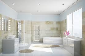 Bathroom Interior Spacious Bathroom Interior 52466 Building Home Decoration City