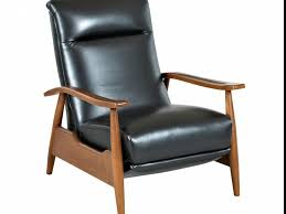 recliner chair impressive mid century modern recliner chair with