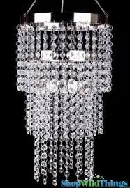 Acrylic Chandelier Beads by Chandelier