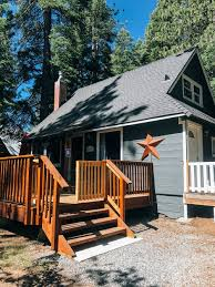 our rustic airbnb in lake tahoe u2014 from coast to coast