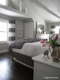 gray bedroom hand made bed and curtains made out of west elm pink and gray bedroom hand made bed and curtains made out of west elm shower curtains light gray walls dark gray curtains and bedding