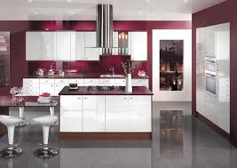 pink and white kitchen accessories rectangular brown modern veneer