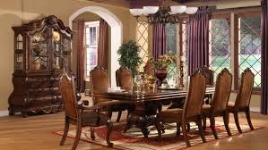 Dining Room Furniture Ethan Allen Elegant Formal Dining Room Sets Gorgeous With Chinabinet Furniture