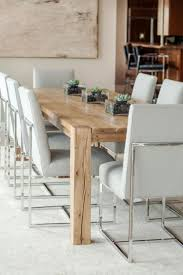 Dining Room Sets With Fabric Chairs 132 Best Dining Table Light Images On Pinterest Home Live And