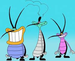 oggy cockroaches cartoon english oggy