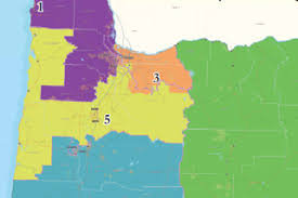 map of oregon house oregon us house district 3 map and 112th congress representative