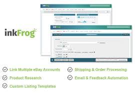 inkfrog set up inkfrog integration with ebay inkfrog custom