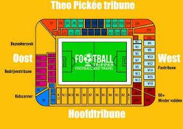 kerkrade netherlands map parkstad limburg stadion roda jc kerkrade football tripper