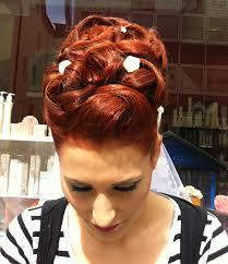 Hochsteckfrisurenen Rockabilly by Brautfrisuren Hochsteckfrisuren Friseur Hair Palast Heidenheim